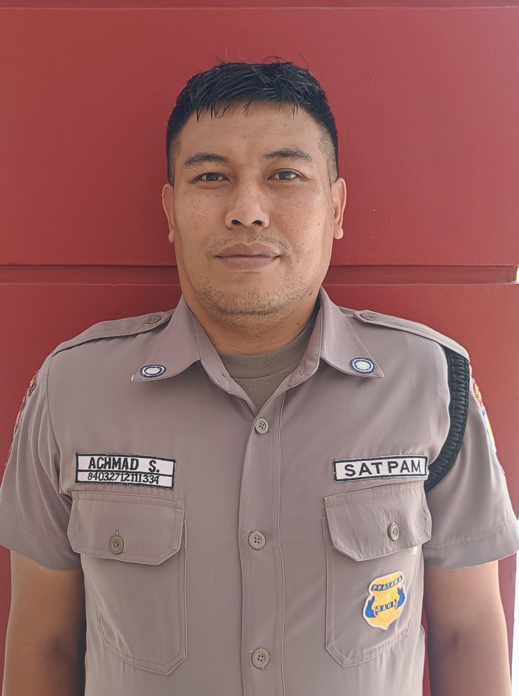 Achmad Suhandono